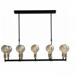 Hanglamp Tube 10 lichts
