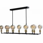 Hanglamp Tube 12 lichts